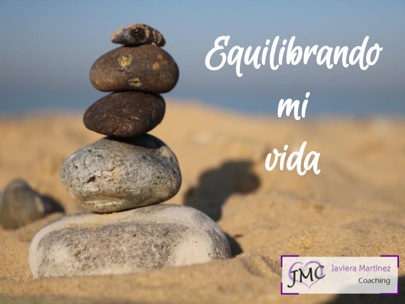 Equilibrando mi vida