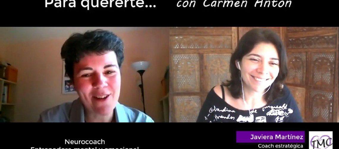 Para quererte con Carmen Antón